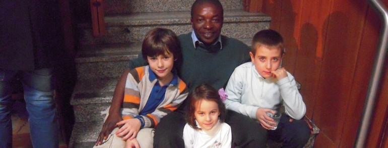 ENA Emergenza Nord Africa profughi trezzano AVA Villa Amantea